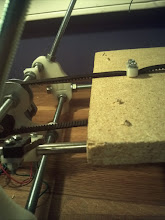 Photo: End-stop and belt-clamp on my GT3 belt.