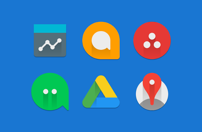 MINIMALE Icon Pack v5.8