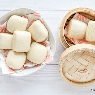 Chinese Steamed Buns (Mantou) Recipe