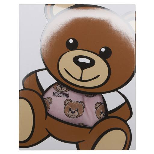 Thumbnail images of Moschino Teddy Dress Set