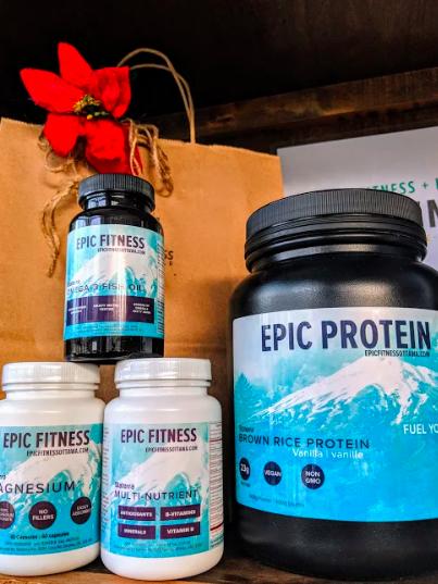 EPIC Gift Guide | EPIC Fitness + Lifestyle Ottawa