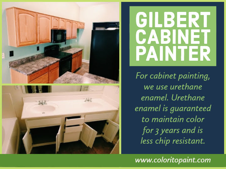 Gilbert Cabinet Painter