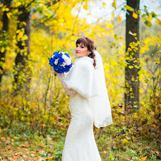 Wedding photographer Marina Chueva (MarinaChueva). Photo of 24.10.2016