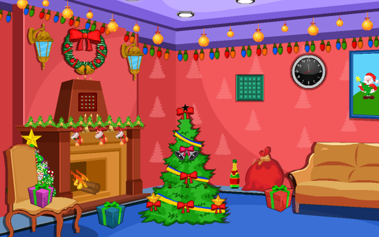 Play Escape Christmas Room Games