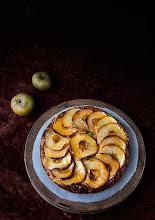 Photo: Tarta Galega de manzanas y castañas de mi abuela Frabisa La cocina de frabisa http://lacocinadefrabisa.blogspot.com.es/2013/11/recetatarta-galega-de-manzanas-y.html NIKON D5200 18-105 A Coruña