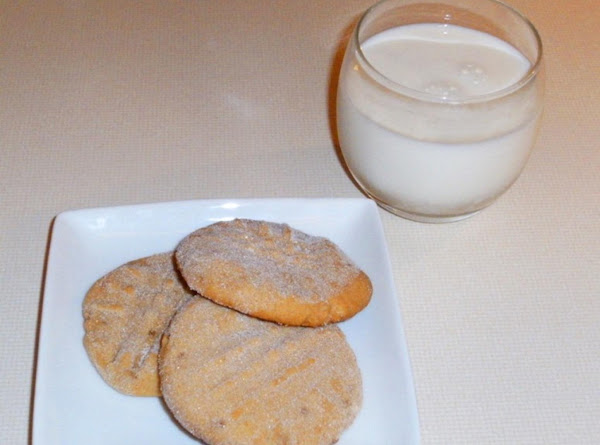 Old Fashion Peanut Butter Cookies Recipe
