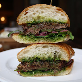 Braised Short Rib Sandwich