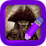 Learn How to Draw Pirates APK icon