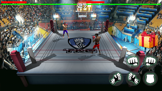 King of Boxing(3D ) Screenshot