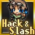Hack & Slash Hero - Pixel Action RPG - icon