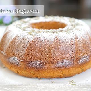 Lavender Bundt Cake Recipe