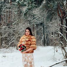 Wedding photographer Alina Shevareva (alinafoto). Photo of 25.01.2018