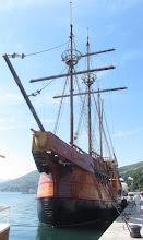 Photo: In de haven van Dubrovnik