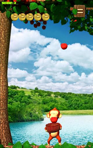 無料冒险Appのモンキーフルーツキャッチ|記事Game