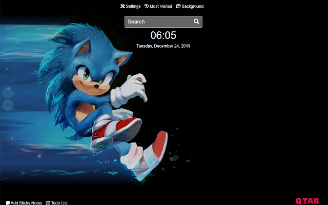 Sonic The Hedgehog Wallpapers New Tab Hd