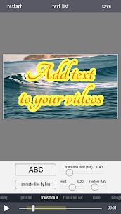 Video Text Editor 1