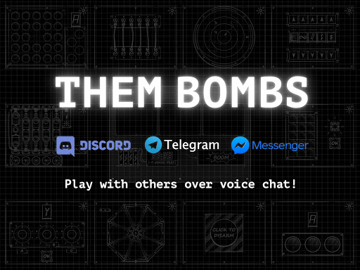 Them Bombs: co-op board game play with 2-4 friends 2.2.0b screenshots 24