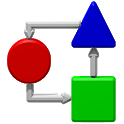 Polydia Diagram Editor icon