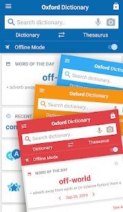 Oxford Dictionary of English & Thesaurus Mod Apk Download For Android 3