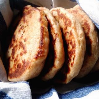 Afghan Naan Bread.
