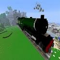 Train in minecraft Ideas icon