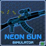 Neon Gun Siumulator Icon