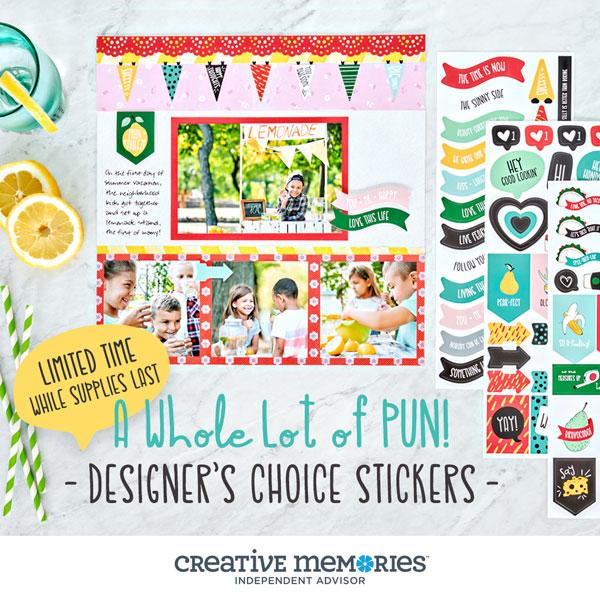 Designer's Choise Sticker