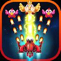 Chicken Shooter : Strike Galaxy Attack icon