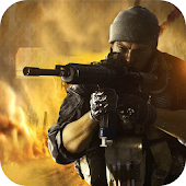 Sniper Shooting : Counter Strike Fury