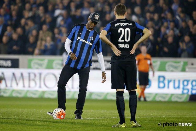 Ryan Donk n'est pas contre un retour à Bruges