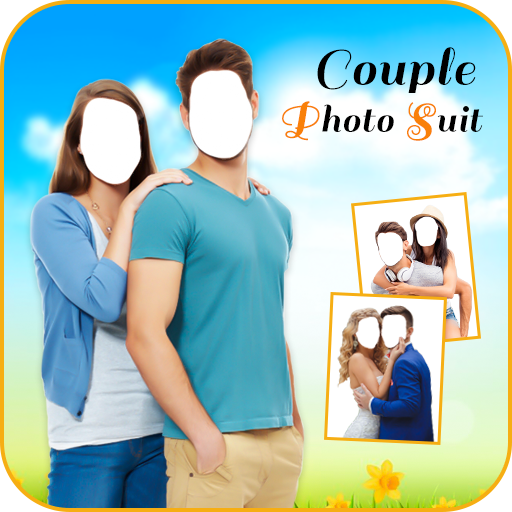 Couple Photo Suit : Valentineday Couple Photo Suit