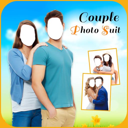 Couple Photo Suit : Valentineday Couple Photo Suit