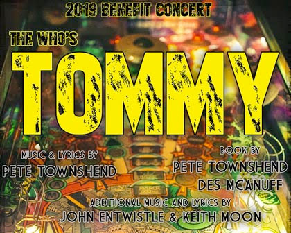 The Who's Tommy: Benefit Concert