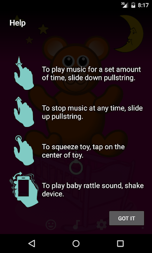 Baby Lullaby 1.0.3 screenshots 8