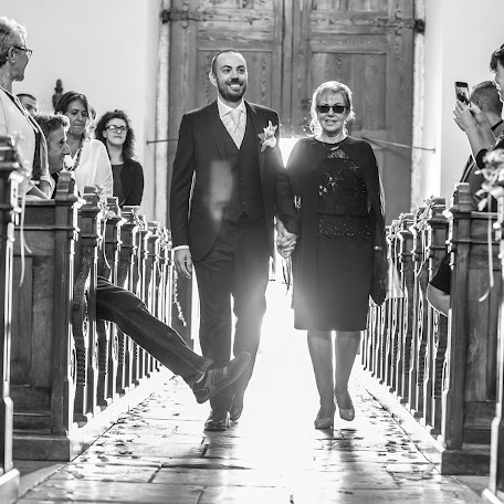 Wedding photographer Alberto Martinelli (albertomartine). Photo of 13.10.2017