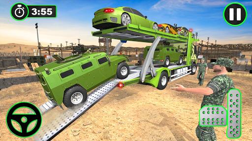 Army Vehicles Transport Simulator:Ship Simulator screenshot 2
