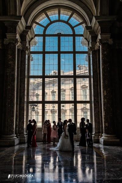 Fotografo di matrimoni Luigi Allocca (luigiallocca). Foto del 22.10.2018