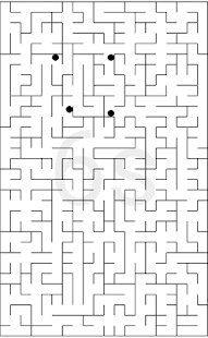 Labyrinth classic - náhled