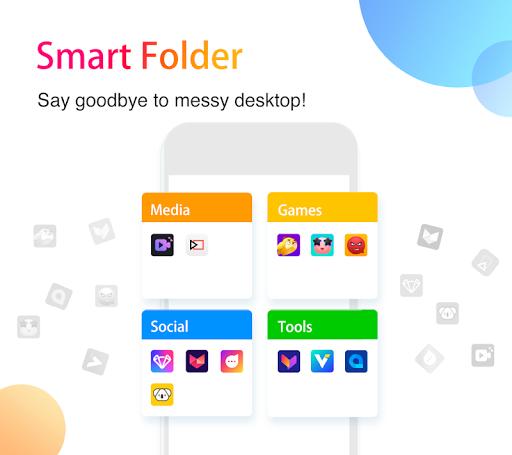APUS Launcher - Theme, Wallpaper, Hide Apps screenshot 7