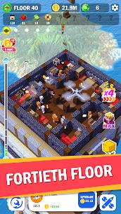 Tower Craft 3D MOD (Unlimited Money) 2