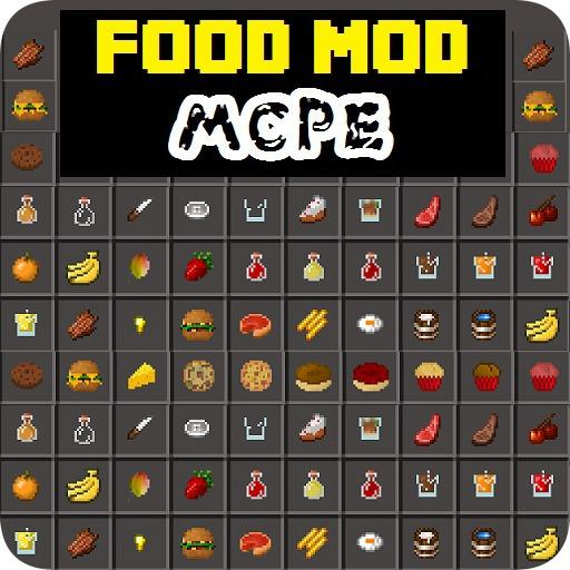 Food Mod For Minecraft
