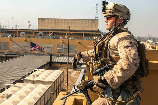 House votes to rescind Iraq war authorization after 19 years