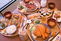 楽食12壽司定食新概念店