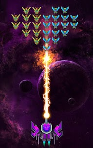 Galaxy Attack MOD: Alien Shooter (Unlimited Money) 5