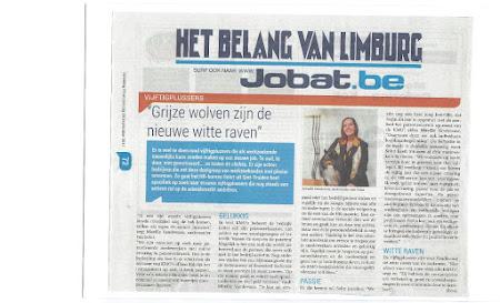 Solut in Jobat & Het Belang van Limburg 23/09 & 1/10