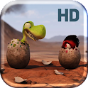 Dinosaur Eggs Hatching Live icon