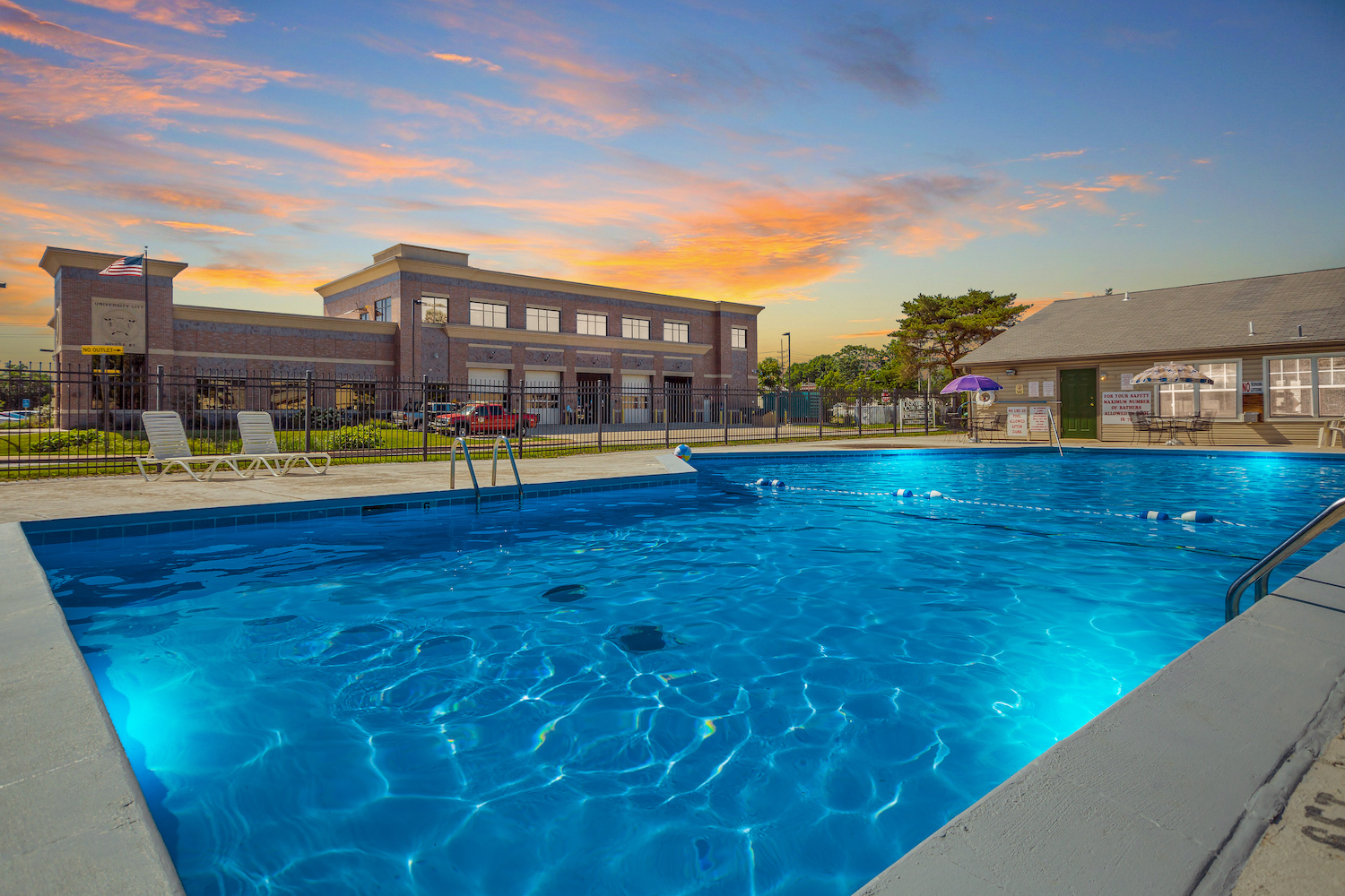Four Bedroom Townhome | University Commons Apartments