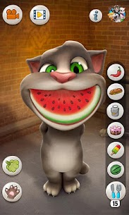 Talking Tom Cat Cheat 2