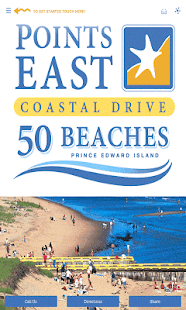 50 Beaches PEI- screenshot thumbnail
