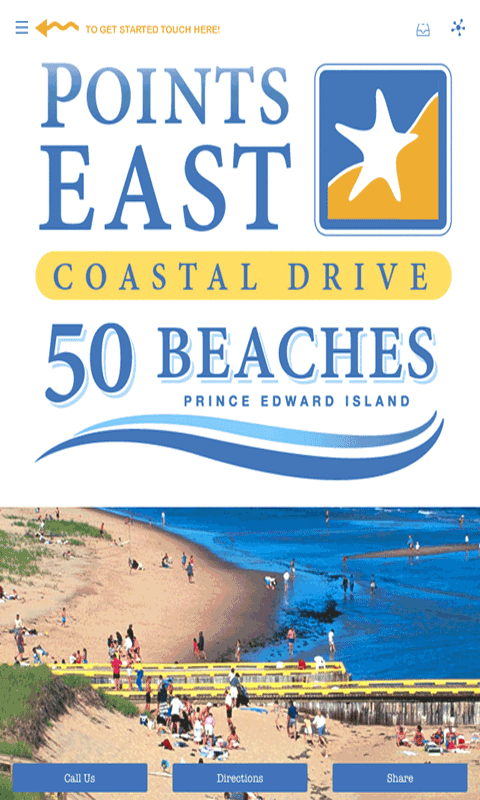 50 Beaches PEI- screenshot